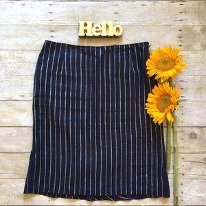 Lauren Ralph Lauren linen pencil skirt